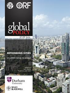 Rethinking Cities in a Post-COVID-19 World