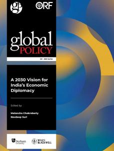 A 2030 Vision for India's Economic Diplomacy